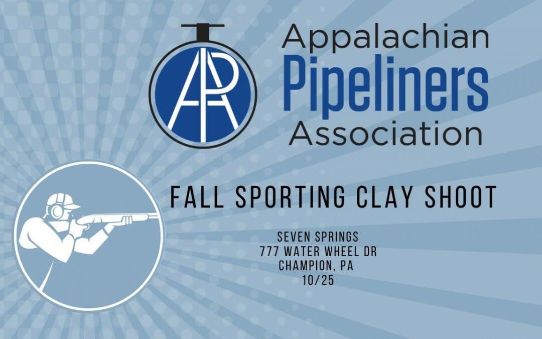 Appalachian Basin Pipeliners Association2021 Fall Sporting Clay Shoot