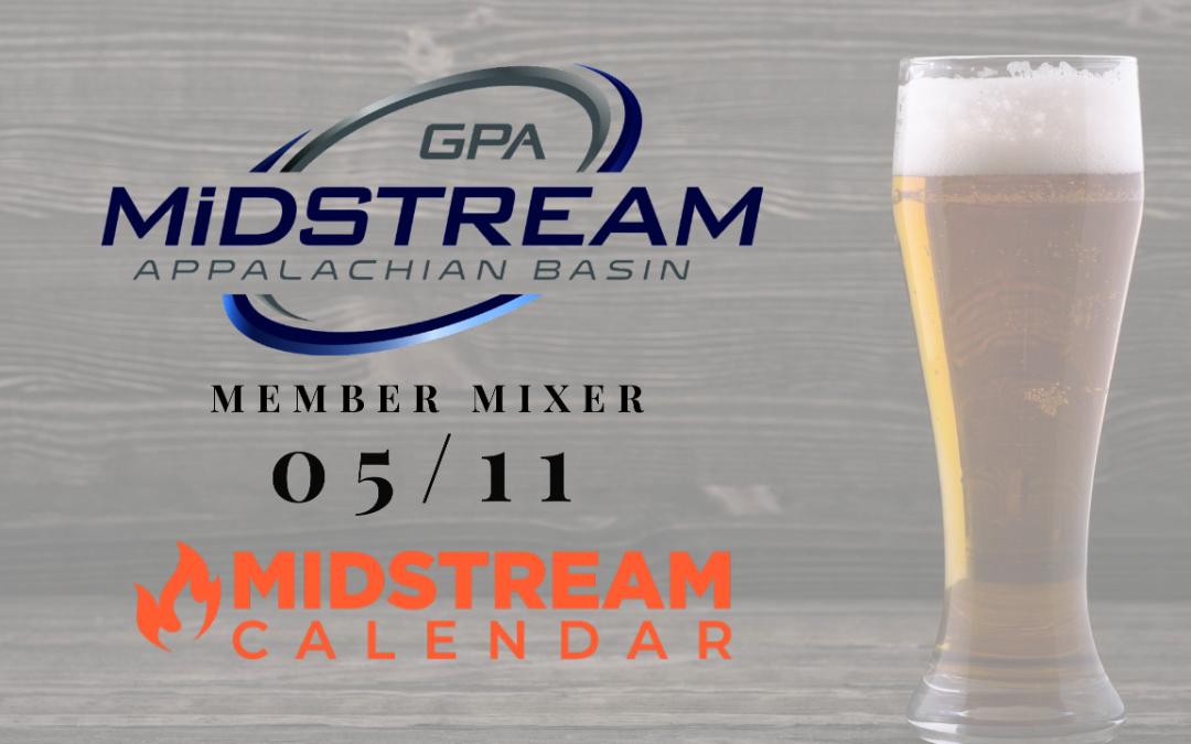 Appalachian Basin GPA Member Mixer 5/11