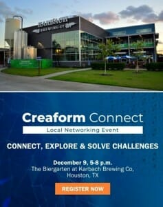 Creaform Happy Hour featured on Midstream Calendar