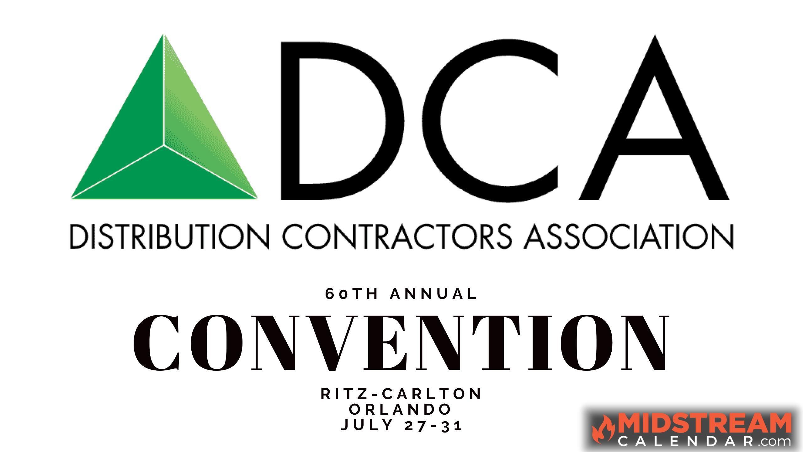 DCA Convention 2021 Ritz-Carlton Orlando