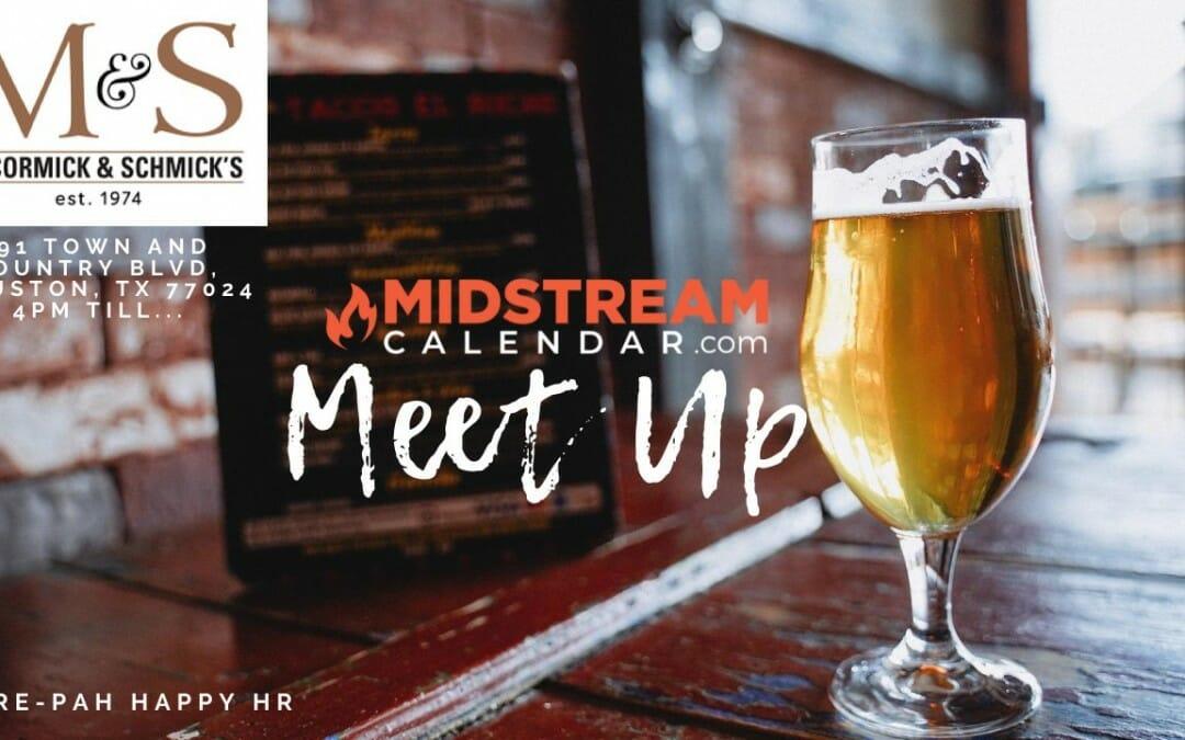 Midstream MeetUp -Happy Hr