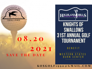 Knights of Swallows Annual Golf Tournament