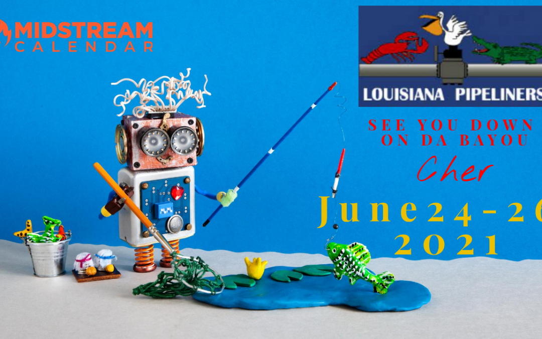 Louisiana Pipeliners Fishing Rodeo 2021-Registration LIVE