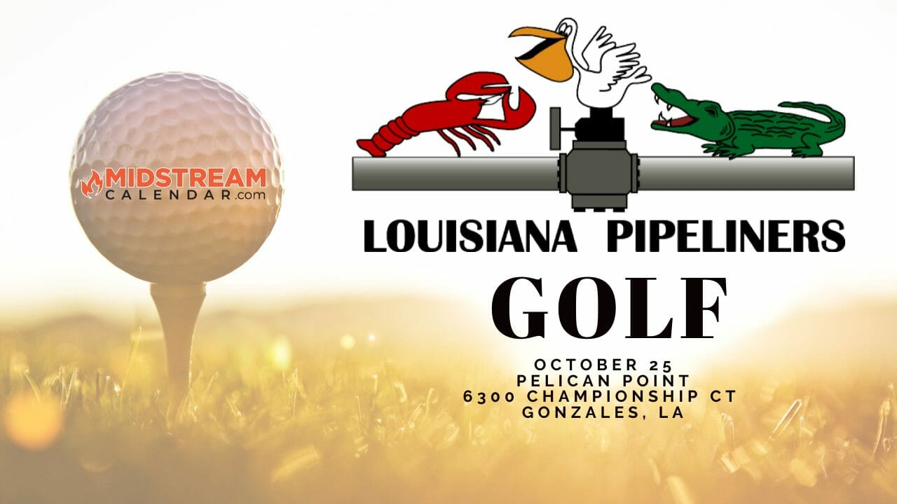Midstream Calendar Events for Oil and Gas Louisiana Events