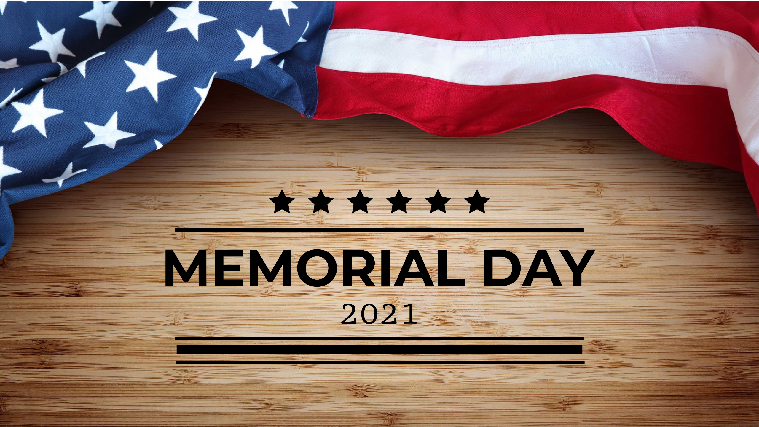 Memorial Day Place Holder