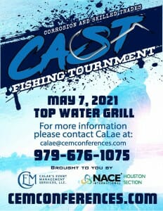 NACE Houston Fishing Tournament