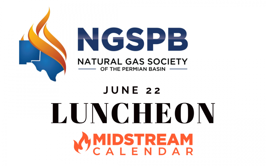 Natural Gas Society of the Permian Basin (NGSPB) Luncheon