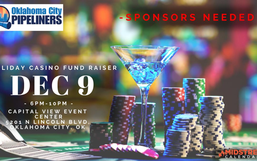 OKC Holiday Casino Fund Raiser