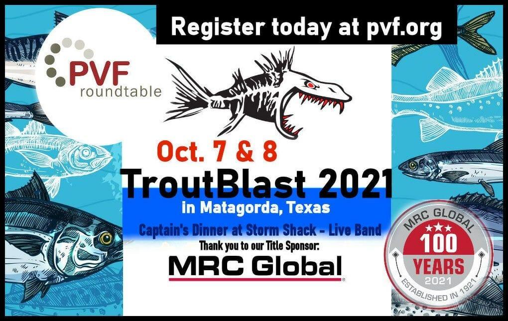 Midstream Calendar PVF Roundtable events