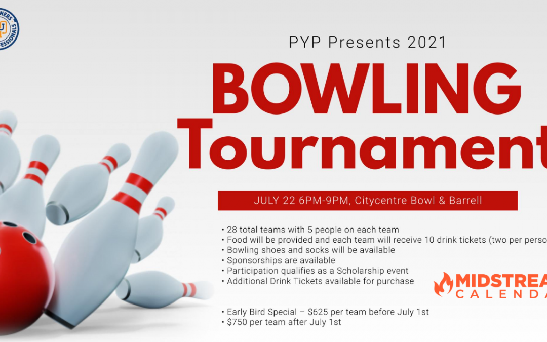 PYP Bowling Houston (Pipeline Young Professionals)