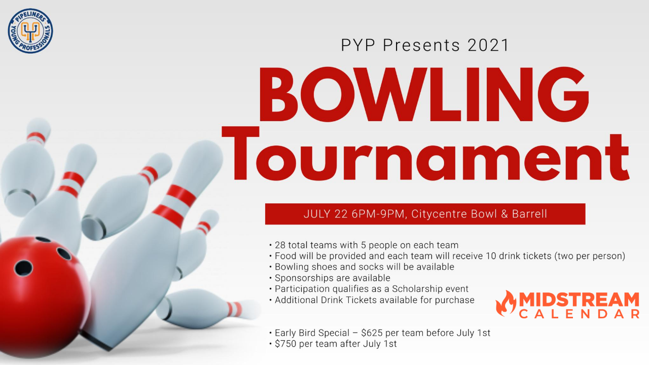 Pipeline Young Professionals Bowling 2021