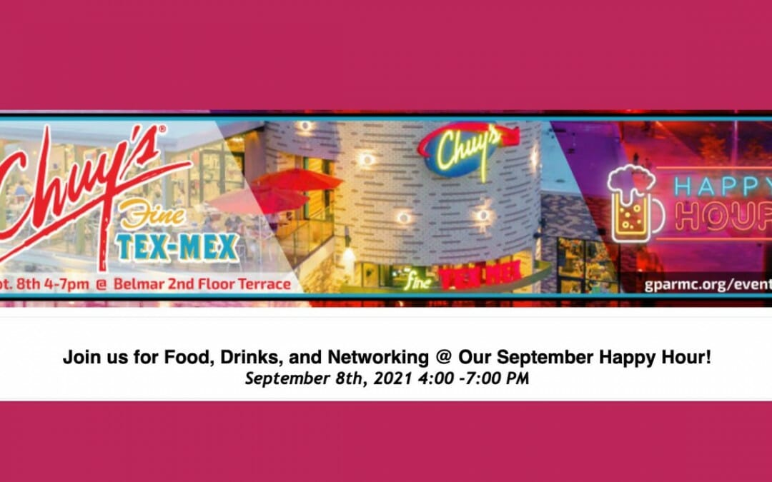 Rocky Mountain GPA Midstream – September Happy Hour
