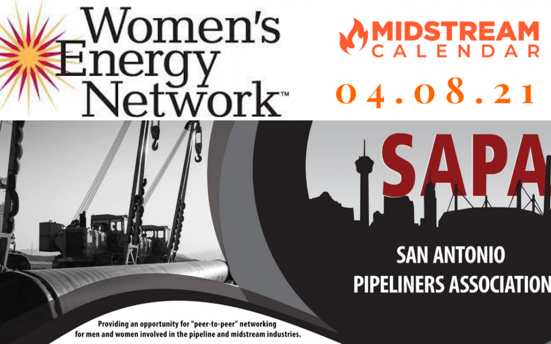 San Antonio Pipeliners (SAPA) and Women's Energy Network (WEN) Present – Inspired Leaders
