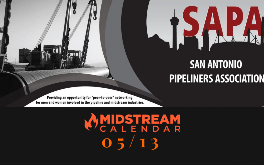 San Antonio Pipeliners Association Monthly (In Person) Luncheon