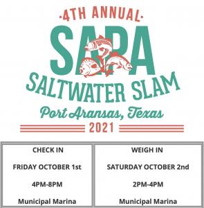 San Antonio Pipeliners 4th Annual Saltwater Slam