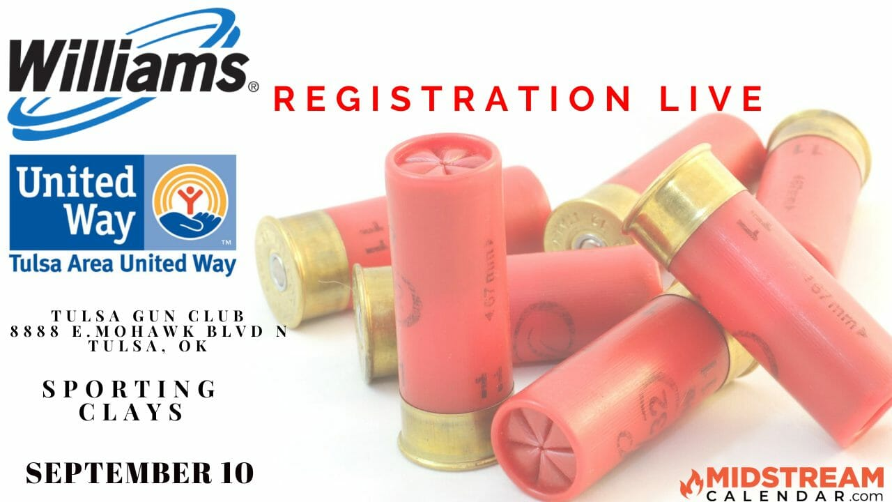 Williams United Way of Greater Tulsa Clay Shoot Frontier Integrity Solutions