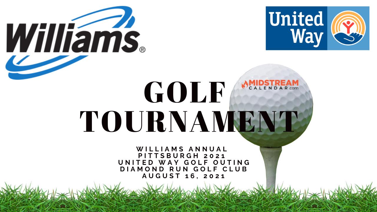 Williams Pennsylvania United Way Golf Tournament
