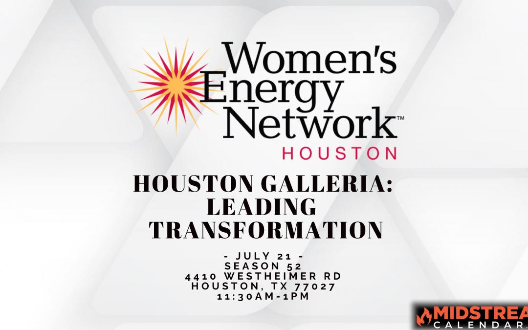Women's Energy Network Houston Luncheon