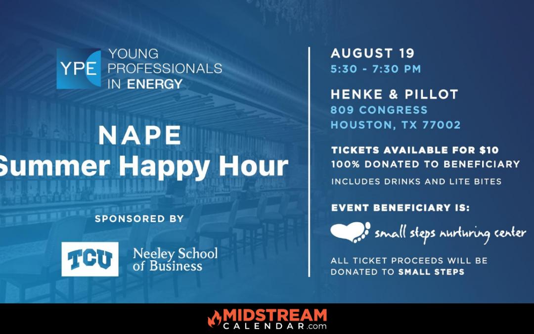 YPE Houston & NAPE Summer Happy Hour