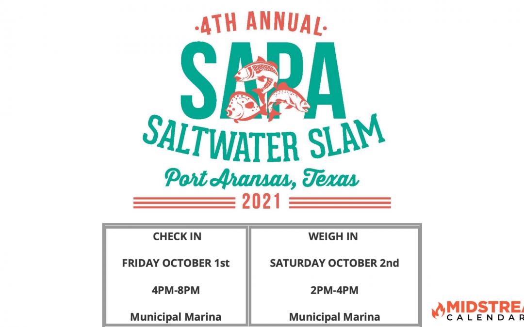 San Antonio Pipeliners Saltwater Slam